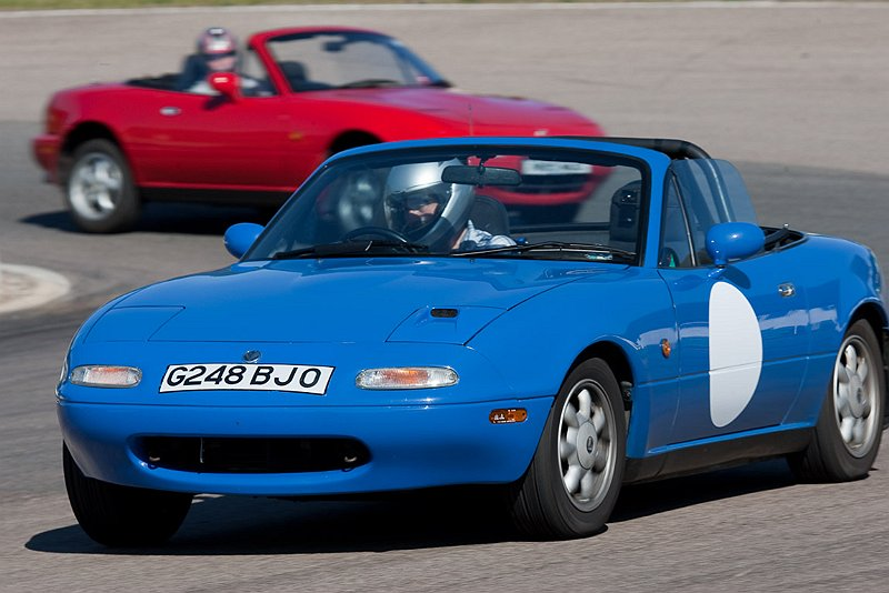 A Track Day – Sept 12th 2009