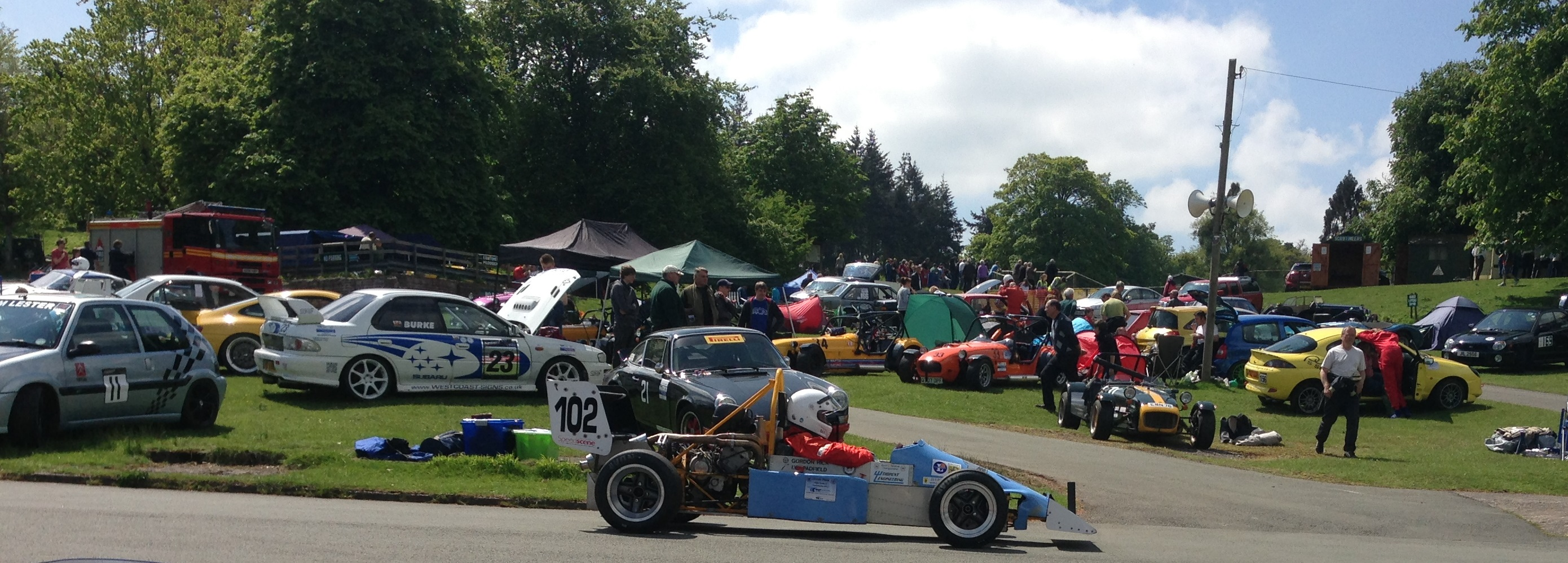 Loton Park 18 and 19 May 2013