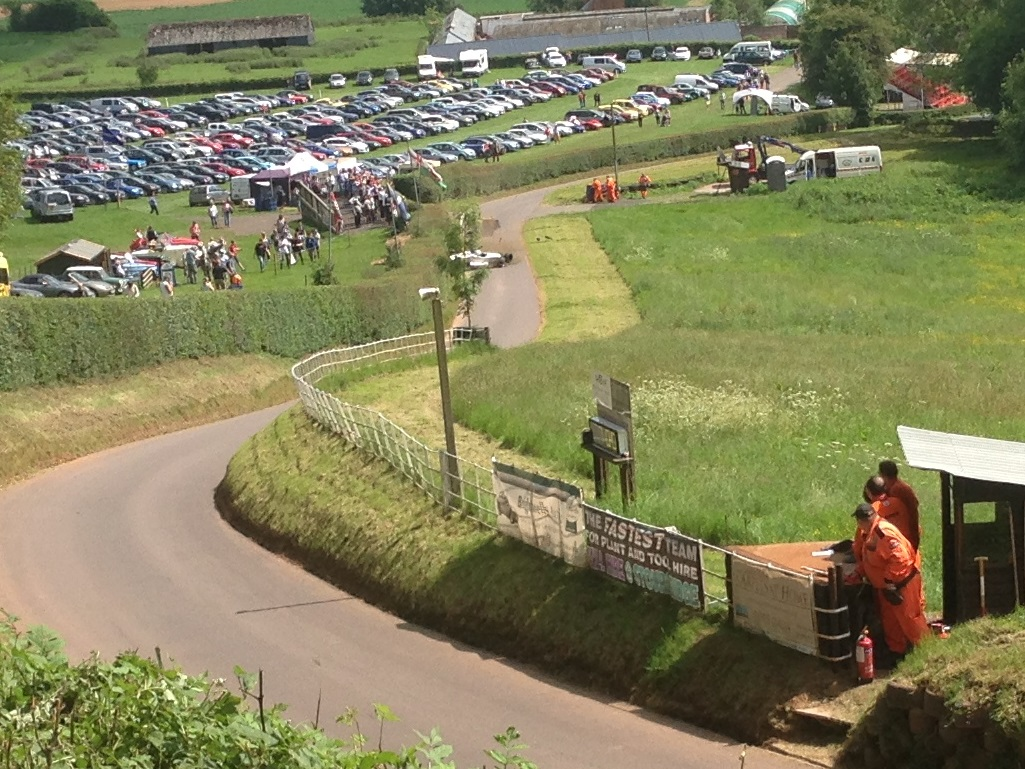 Shelsley Walsh 1 June 2014