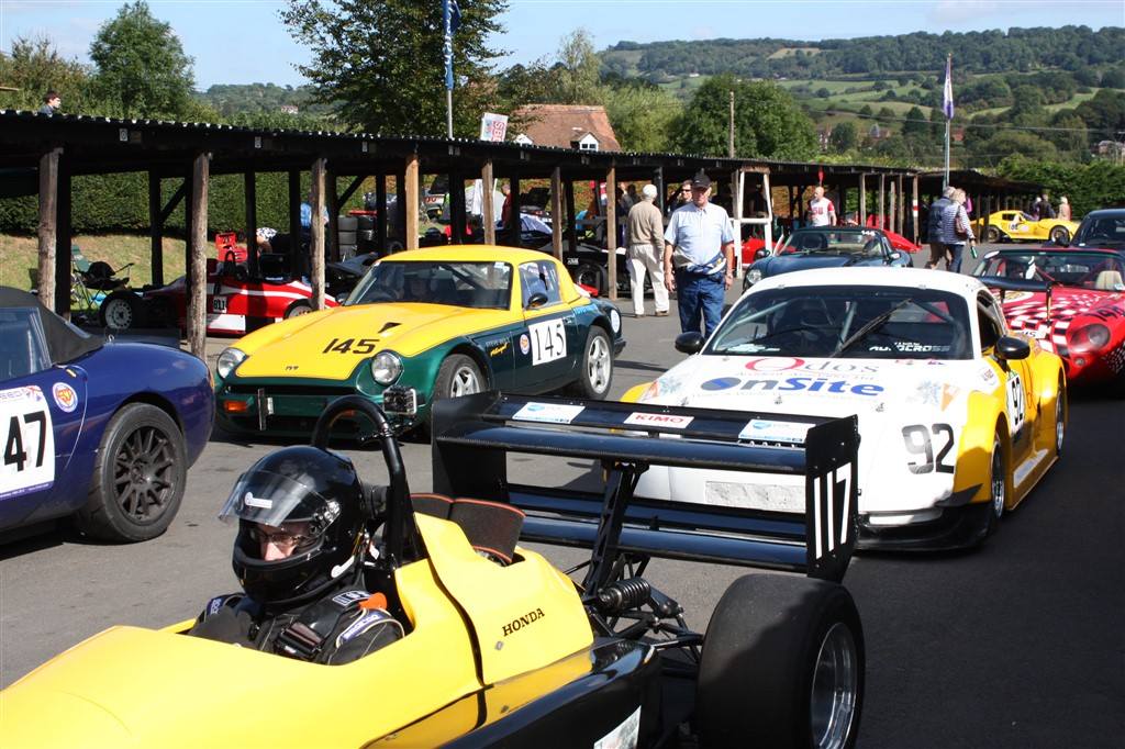 Shelsley Walsh 17 Sept