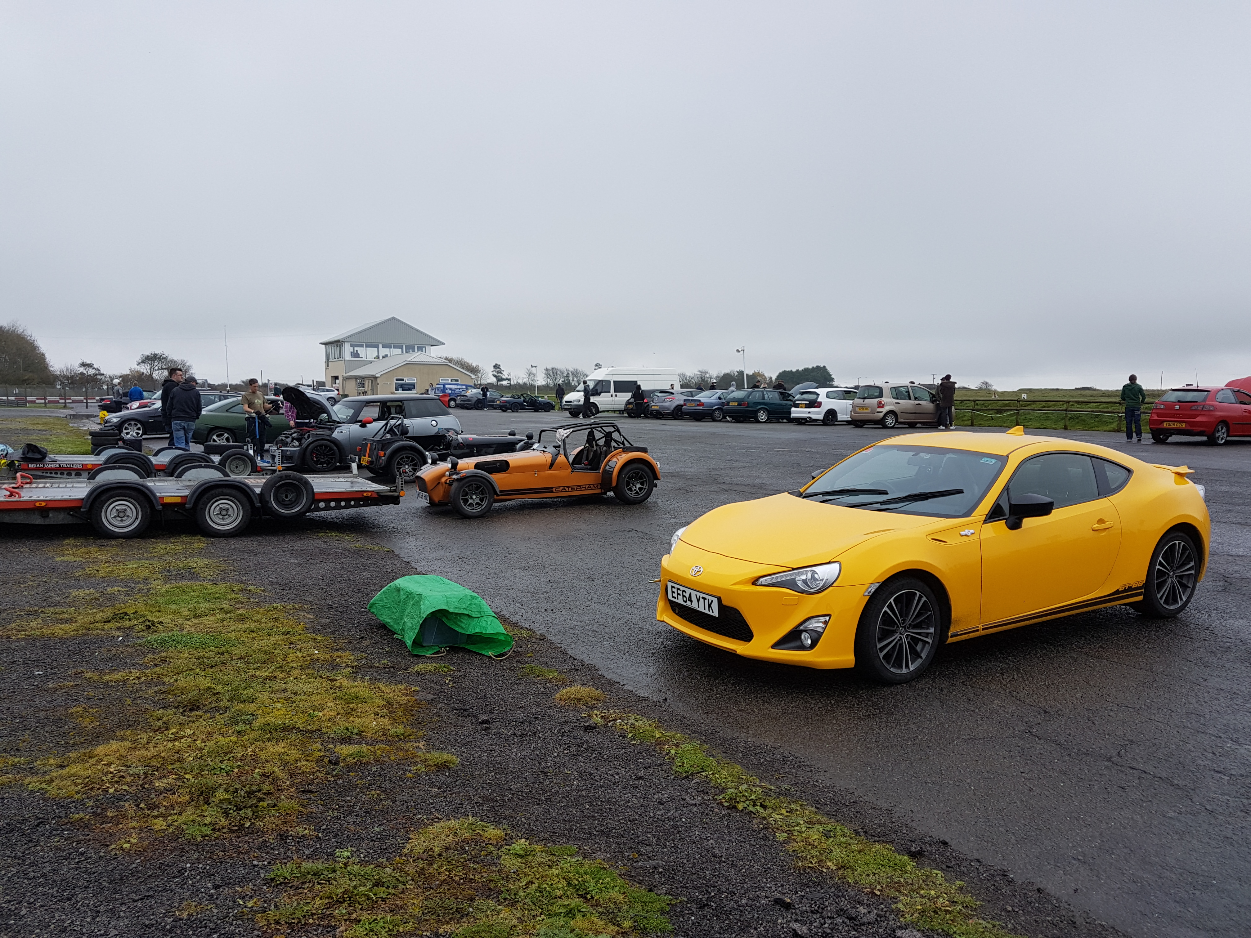 Llandow Track Day 12 Nov 2016