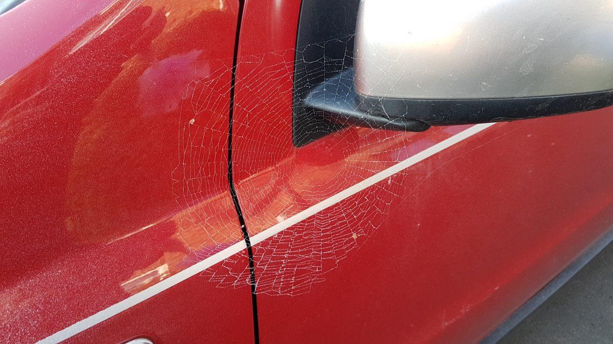 Fiat 100HP Spider