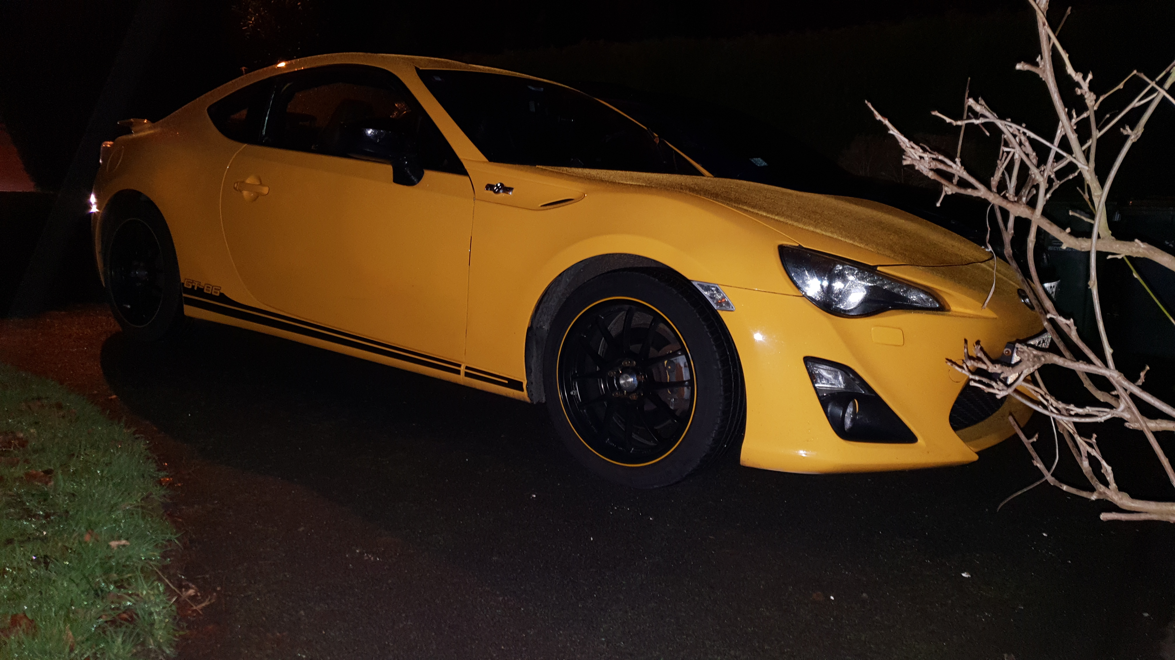 60K miles with a GT86