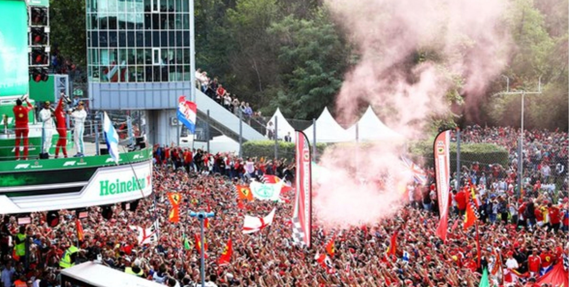 Monza Sunday